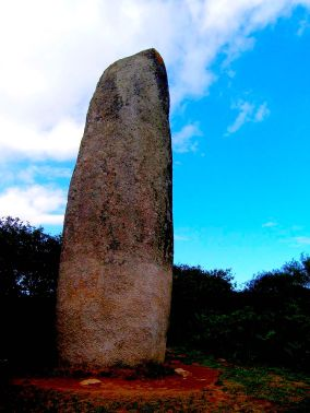 menhir, Brittany