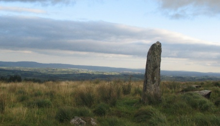 Menhir, County Cork